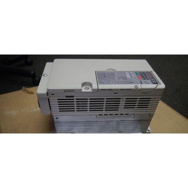 Yaskawa V1000 | CIMR-VU4A0018FAA | 10HP 3 Phase AC Drive | 0-480V | 17.5/14.8A