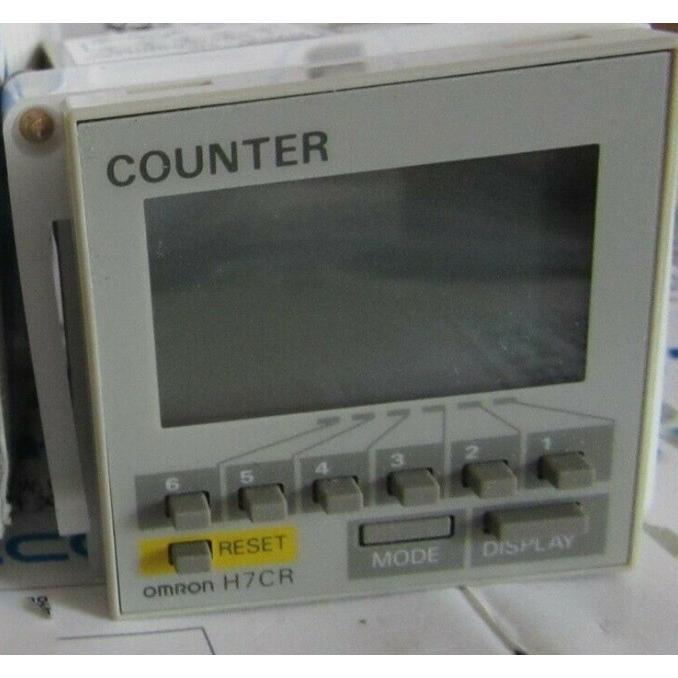OMRON H7CR-SBL COUNTER