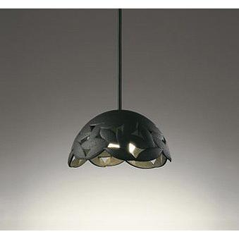OP252197P2 オーデリック ペンダント 黒 LED LED LED 電球色 調光 ODELIC 80b