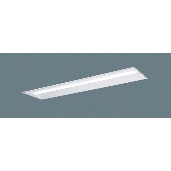パナソニック iDシリーズ ベースライト 40形 下面開放 W=300 LED(電球色) XLX449VBLLE9