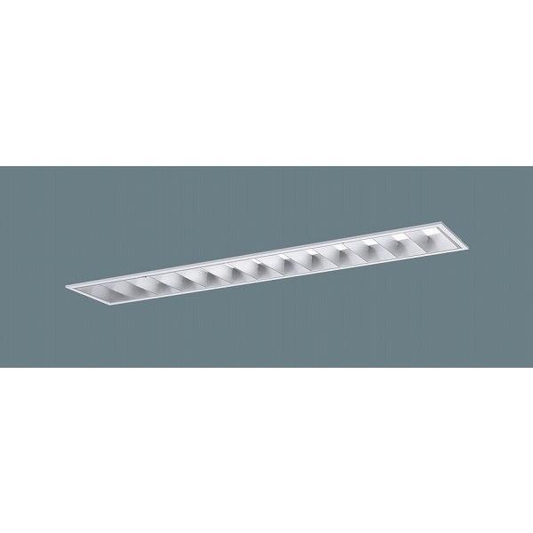 パナソニック iDシリーズ 埋込型ベースライト 40形 ルーバ付 LED(昼白色) XLX453EENTLE9 XLX453EENTLE9 XLX453EENTLE9 (XLX453EENZLE9 後継品) cf8