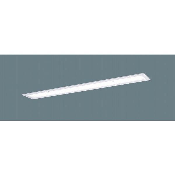 パナソニック iDシリーズ 埋込型ベースライト 40形 パネル付 LED(昼白色) XLX466FHNTLE9 (XLX466FHNZLE9 後継品)