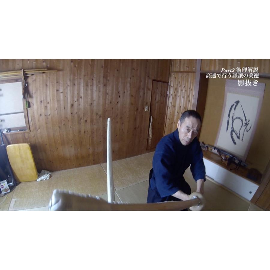 [DVD]甲野善紀 技と術理2015―重心側から動く|yakan-hiko|03