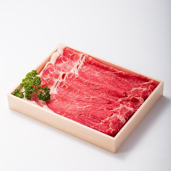 国産牛肉 もも肉 すき焼き 自宅用 1kg 冷蔵 yakibuta-nakade