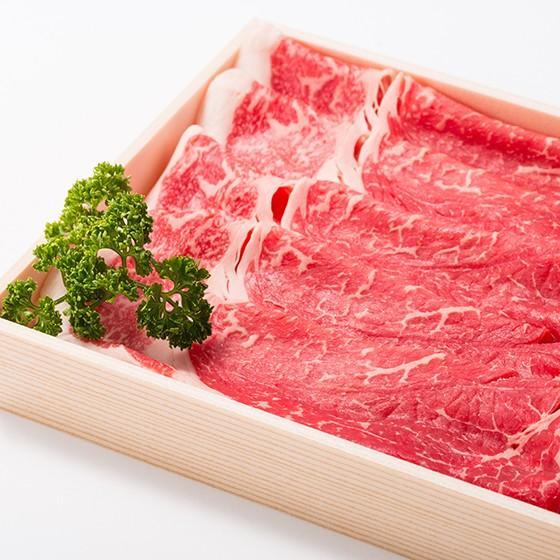 国産牛肉 もも肉 すき焼き 自宅用 1kg 冷蔵 yakibuta-nakade 02