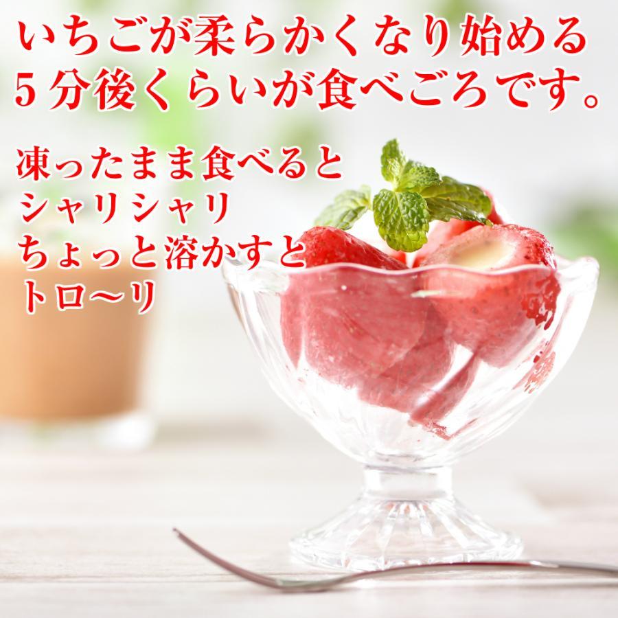 いちごまるごと練乳入りアイス 20g×50個入 業務用|yakisobaohkoku|06