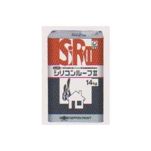 シリコンルーフII アイボリー 15kg