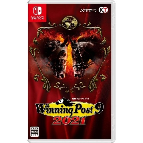 Winning Post 9 2021 Nintendo Switch HAC-P-AZ4HA