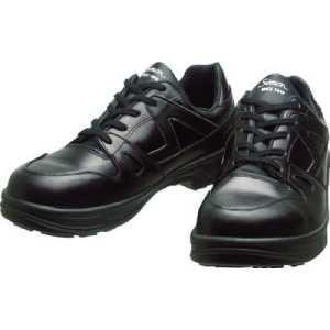 シモン 安全靴 短靴 8611黒 23.5cm