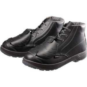 シモン 安全靴甲プロ付 編上靴 SS22D−6 26.5cm