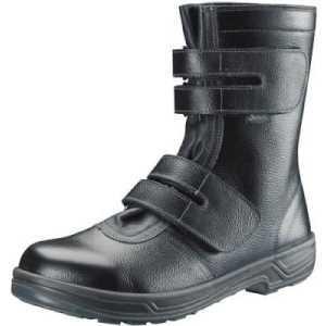シモン 安全靴 長編上靴マジック式 SS38黒 27.5cm ヤマダ電機 PayPayモール店 - 通販 - PayPayモール