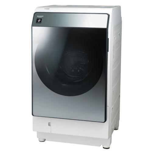 無料長期保証 シャープ ES-W113-SL 海外輸入 お気にいる ドラム式洗濯乾燥機 洗濯11.0kg 乾燥6.0kg シルバー系 左開き