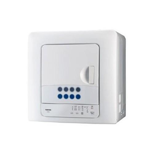 東芝 ED-458-W 新品■送料無料■ 衣類乾燥機 乾燥容量4.5kg 倉庫 ピュアホワイト