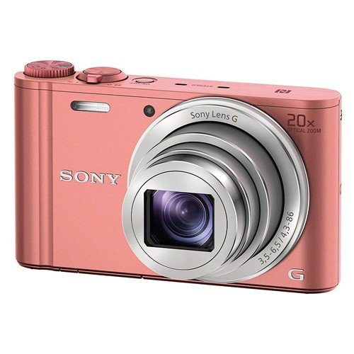 デジタルカメラ ソニー SONY Cyber-shot サイバーショット ピンク デジカメ 爆買い送料無料 在庫一掃売り切りセール DSC-WX350 P コンパクト