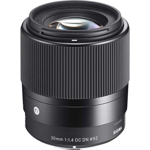 カメラレンズ シグマ 新発売 レンズ ソニーEマウント 交換用レンズ F1.4 直営ストア DN DC 30mm