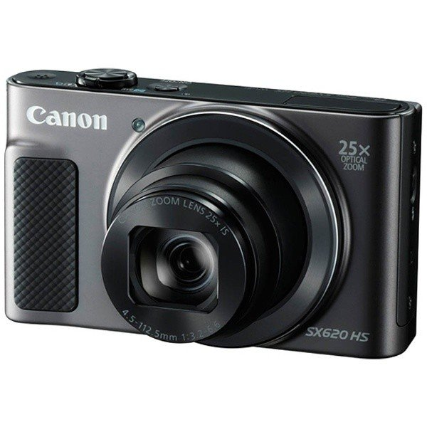 デジタルカメラ キャノン Canon 人気ブランド PS SX620 HS BK ブラック デジカメ コンパクトデジタルカメラ コンパクト PowerShot パワーショット 店内全品対象