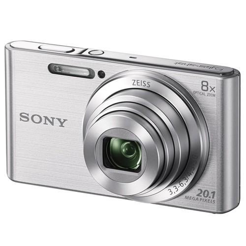 デジタルカメラ ソニー SONY DSC-W830 コンパクトデジタルカメラ コンパクト Cyber-shot お得 デジカメ 新色追加 サイバーショット シルバー