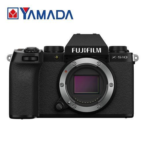 富士フイルム 売店 F XS10 B ミラーレス一眼カメラ 人気ブレゼント Xシリーズ ブラック