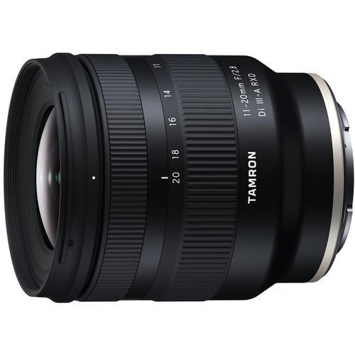タムロン 正規品送料無料 11-20mm F 2.8 全品送料無料 Di B060 Model III-A 交換用レンズ RXD