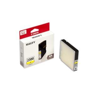 インク ラッピング無料 キヤノン 信用 純正 カートリッジ インクカートリッジ Canon PGI-2300Y イエロー インクタンク