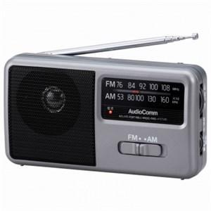オーム電機 国内即発送 RAD-F1771M AM 割引も実施中 コンパクトポータブルラジオ FM