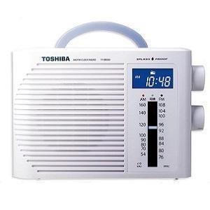 正規取扱店 東芝 TY-BR30F 通信販売 防水ラジオ W