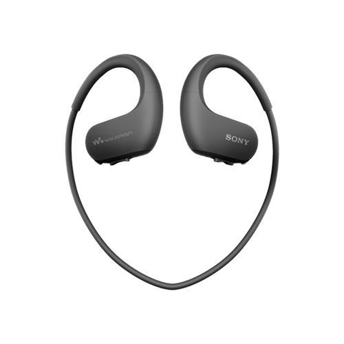 ソニー NW-WS413-BM 公式 ウォークマン 受賞店 Wシリーズ ブラック 4GB