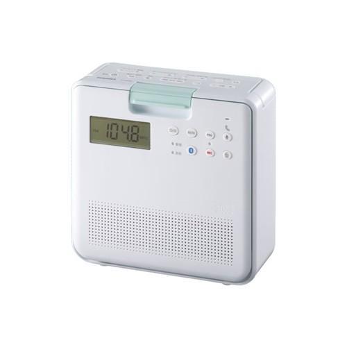 本物◆ 東芝 TY-CB100-W SD 予約 CDラジオ ホワイト