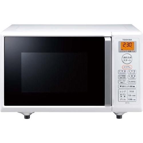 東芝 電子レンジ オーブンレンジ ER-T16 W 16L 販売期間 限定のお得なタイムセール ホワイト 限定タイムセール