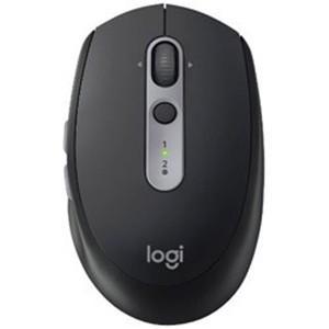 1年保証 マウス ロジクール 無線 ワイヤレス Logicool 直送商品 M590GT 7ボタン 2.4GHz サイレントマウス Bluetooth グラファイトトーナル MULTI-DEVICE USB