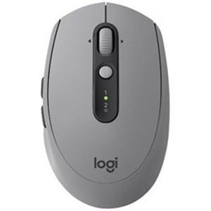 現金特価 ロジクール Logicool M590MG 7ボタン メーカー公式 ミッドグレイトーナル ワイヤレスレーザーマウス USB Bluetooth サイレントマウス MULTI-DEVICE 2.4GHz