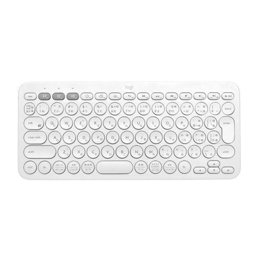 キーボード ロジクール Bluetooth 超目玉 無線 K380OW 卓越 ワイヤレス マルチデバイス オフホワイト