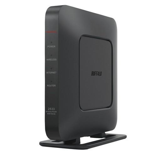 無線ルーター 格安店 バッファロー Wi-Fi ブラック BUFFALO WSR-2533DHPL2-BK 期間限定送料無料