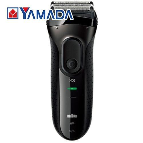 シェーバー ブラウン メンズ 電気シェーバー 髭剃り 3020S-B-P1 海外対応 国内 3枚刃 メンズシェーバー キャンペーンもお見逃しなく 大人気