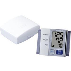 シチズン CH657F 電子血圧計 手首式 世界の人気ブランド [正規販売店]