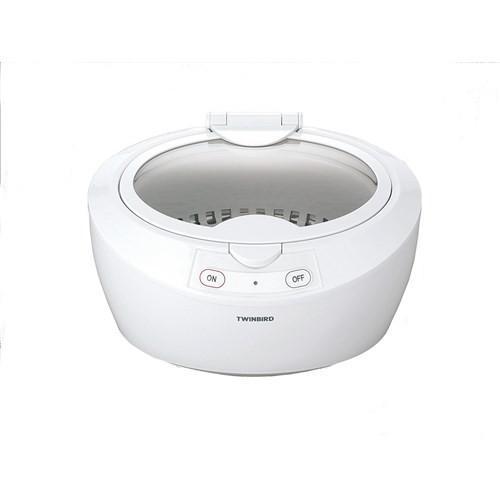 ツインバード 公式通販 EC-4518-W 今だけ限定15%OFFクーポン発行中 超音波洗浄器