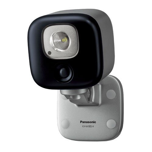 パナソニック KX-HA100S-H LEDセンサーライト ホームネットワークシステム ◆高品質 爆買い送料無料