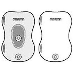 オムロン HV-KSPAD 品質保証 期間限定特価品 電気治療器用交換パッド 1組2枚入 患部集中パッド