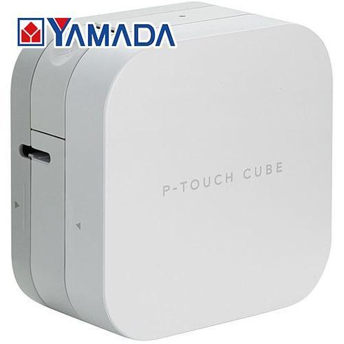 ラベルライター 安売り ブラザー 大特価 ピータッチ スマートフォン接続専用モデル PT-P300BT ピータッチキューブ