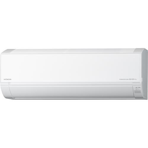 標準工事費込 無料長期保証 日立 RAS-D22L W 白くまくん エアコン Dシリーズ スターホワイト 内祝い 6畳用 商い