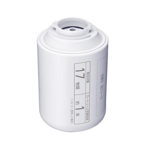 激安価格と即納で通信販売 交換カートリッジ WEB限定 パナソニック 浄水器 カートリッジ 交換用カートリッジ TK-CJ22C1
