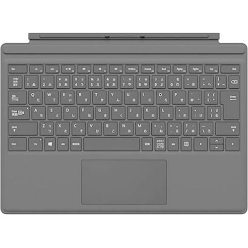 マイクロソフト FMM00019 Microsoft Surface Pro カバー 購買 タイプ 4 即納送料無料 ブラック