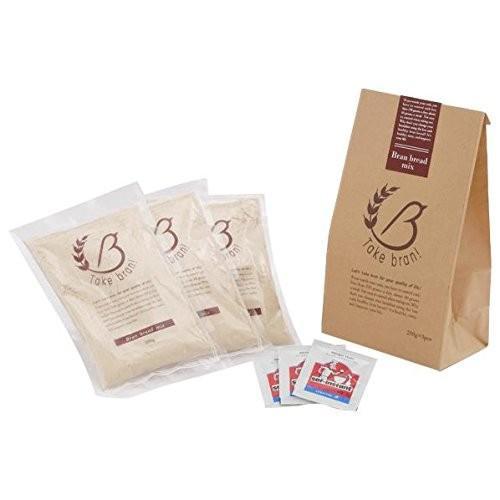 キャンペーンもお見逃しなく ツインバード 新作販売 PY-PM10BR3 低糖質ブランパンミックス