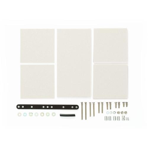 タミヤ 新品■送料無料■ ミニ四駆 ブレーキスポンジセット 1 3mm 2 セール価格 レッド