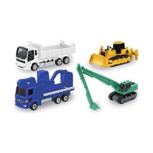 迅速な対応で商品をお届け致します タカラトミー トミカギフト 人気海外一番 建設車両セット5
