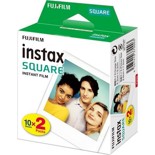 富士フイルム 保証 スクエアフィルム 定番スタイル INSTAX SQUARE WW 2 インスタントフィルム