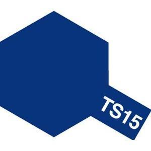 タミヤ スプレーカラー ブルー お得クーポン発行中 5%OFF TS−15