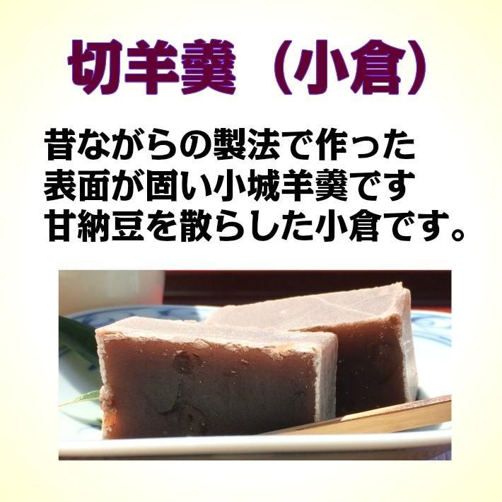 小城羊羹 食べ比べセット 【化粧箱入り】 ギフト 羊羹 ようかん|yamadarouho|06