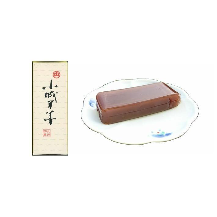 羊羹 ようかん 小城羊羹  ミニ羊羹 5本入 抹茶 紅練(こしあん) セット yamadarouho 02