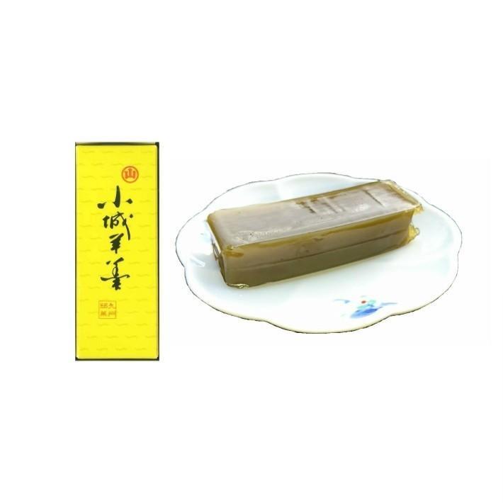 羊羹 ようかん 小城羊羹  ミニ羊羹 5本入 抹茶 紅練(こしあん) セット yamadarouho 03
